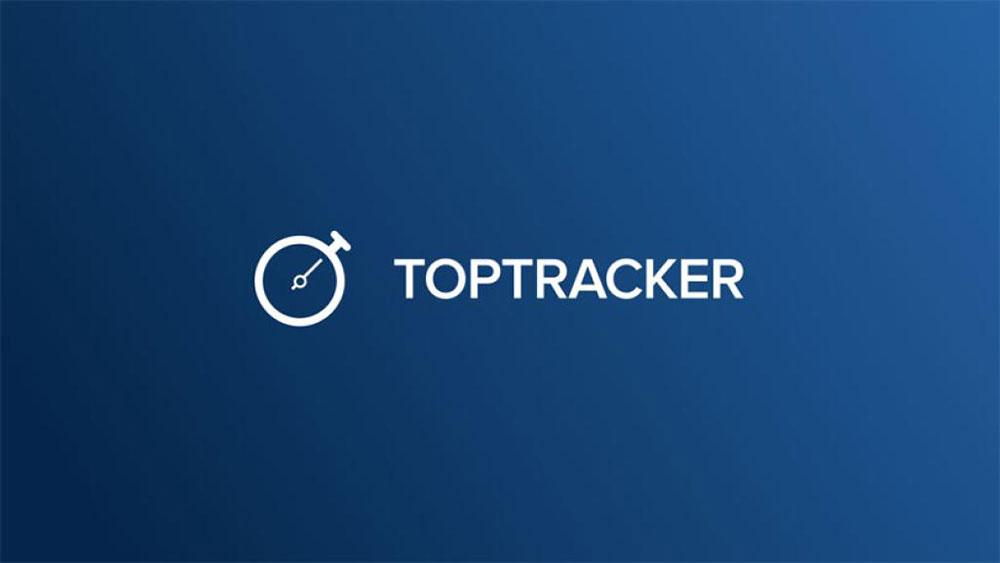 TopTracker Logo