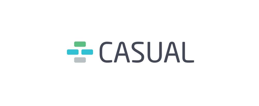Casual - Best Project Management Tools Logo