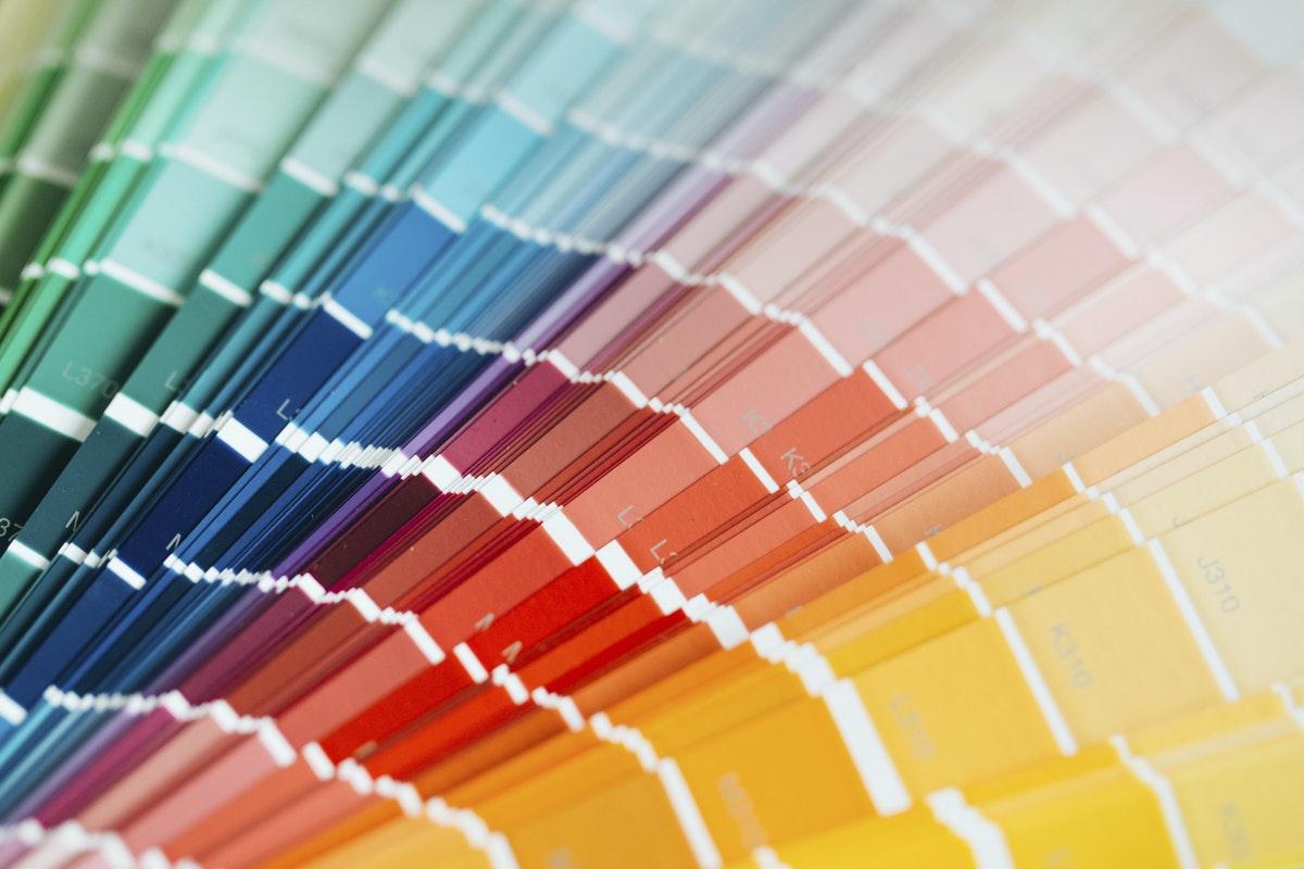Define Your Core Branding Colors