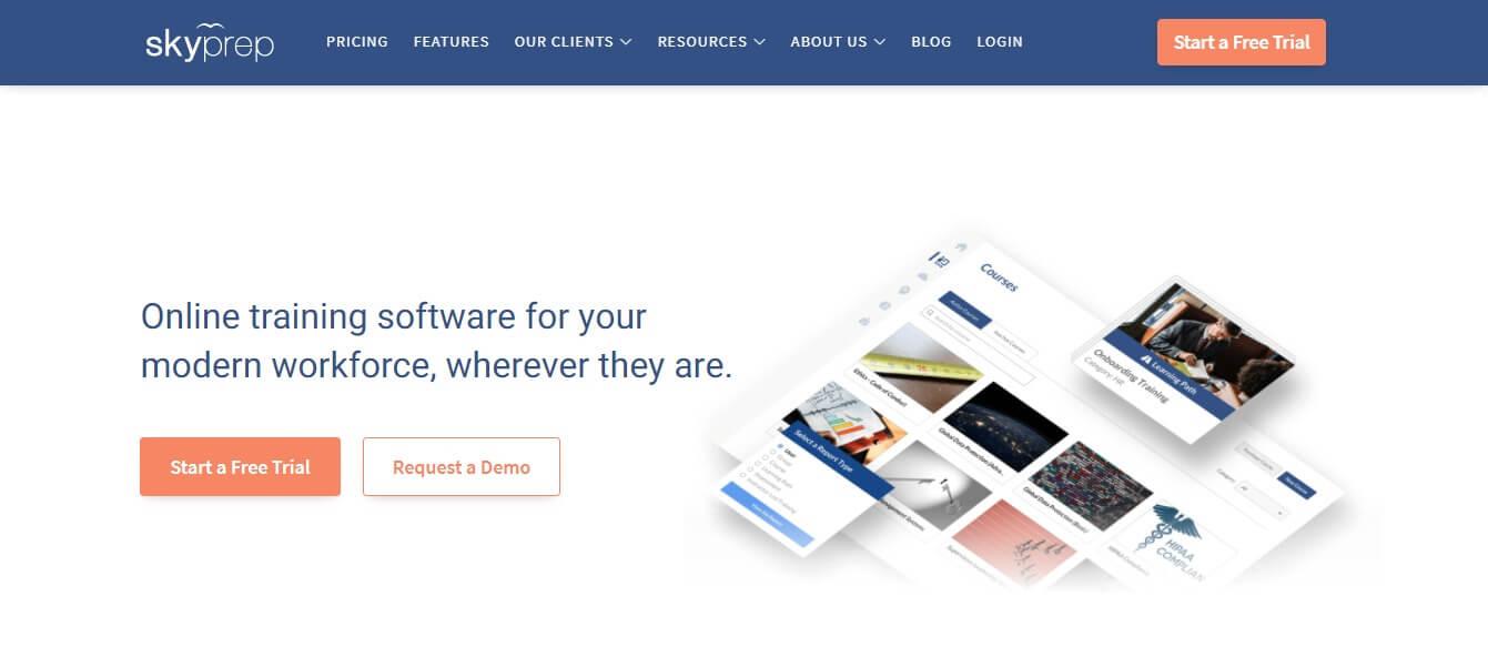 SkyPrep-Online-Training-Software-Award-Winning-LMS
