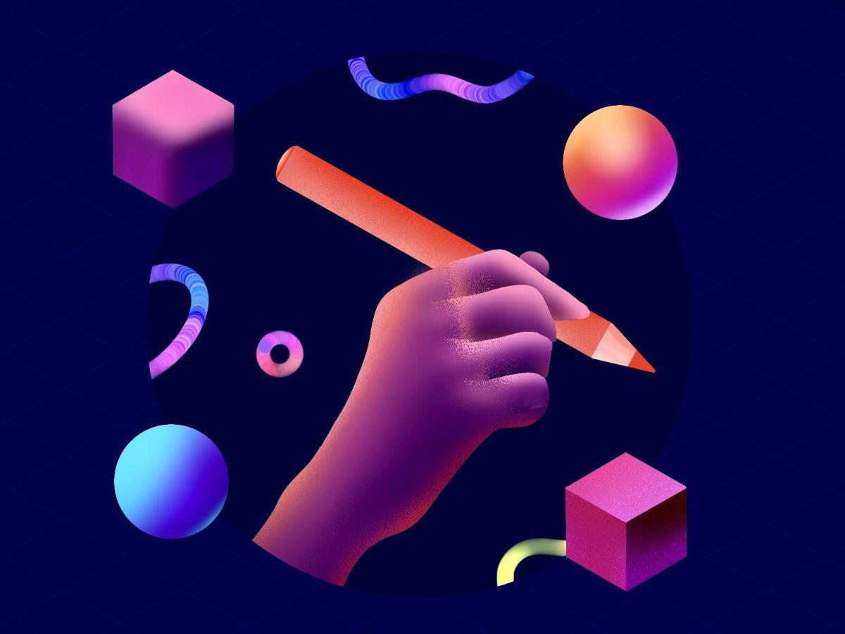 Tips become logo designer