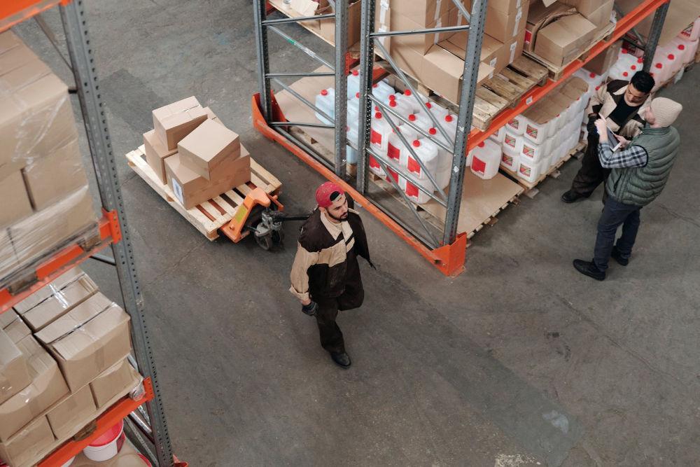 ecommerce supply chain