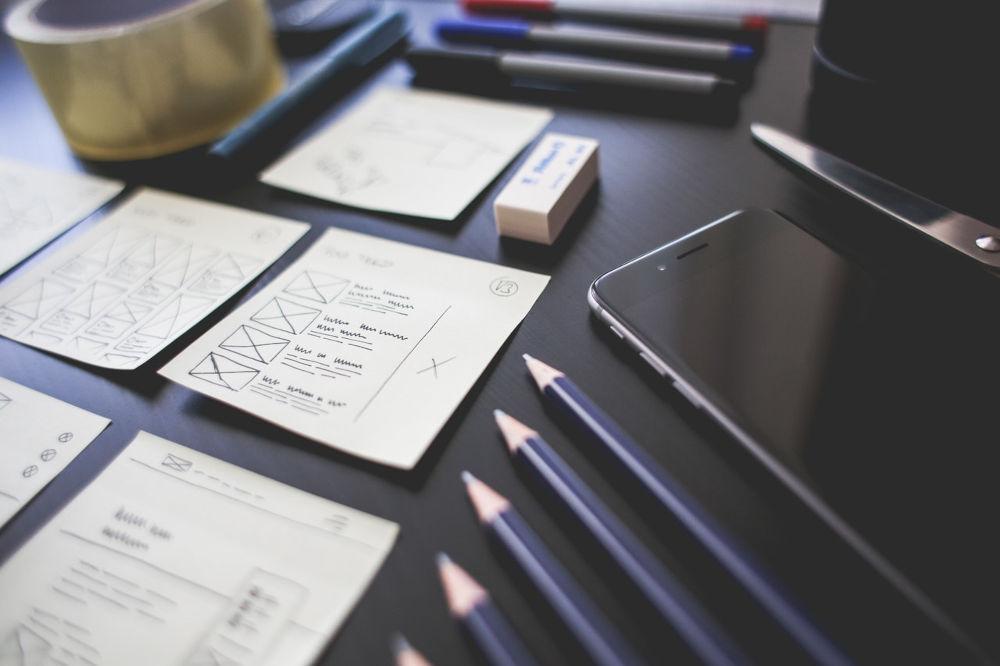 Web Design Tips - Create a Plan