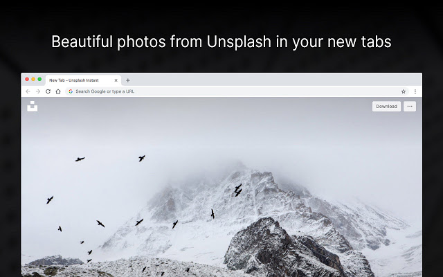 Unsplash Instant