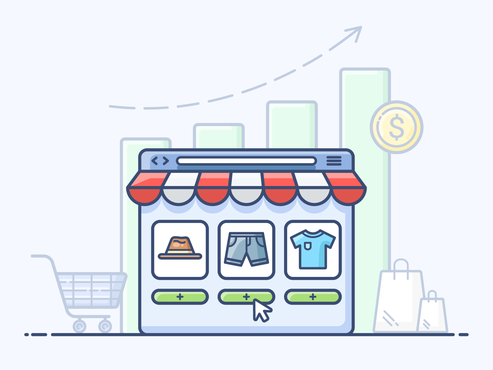 6 Myths about eCommerce Web Design You Should Stop Believing Now!