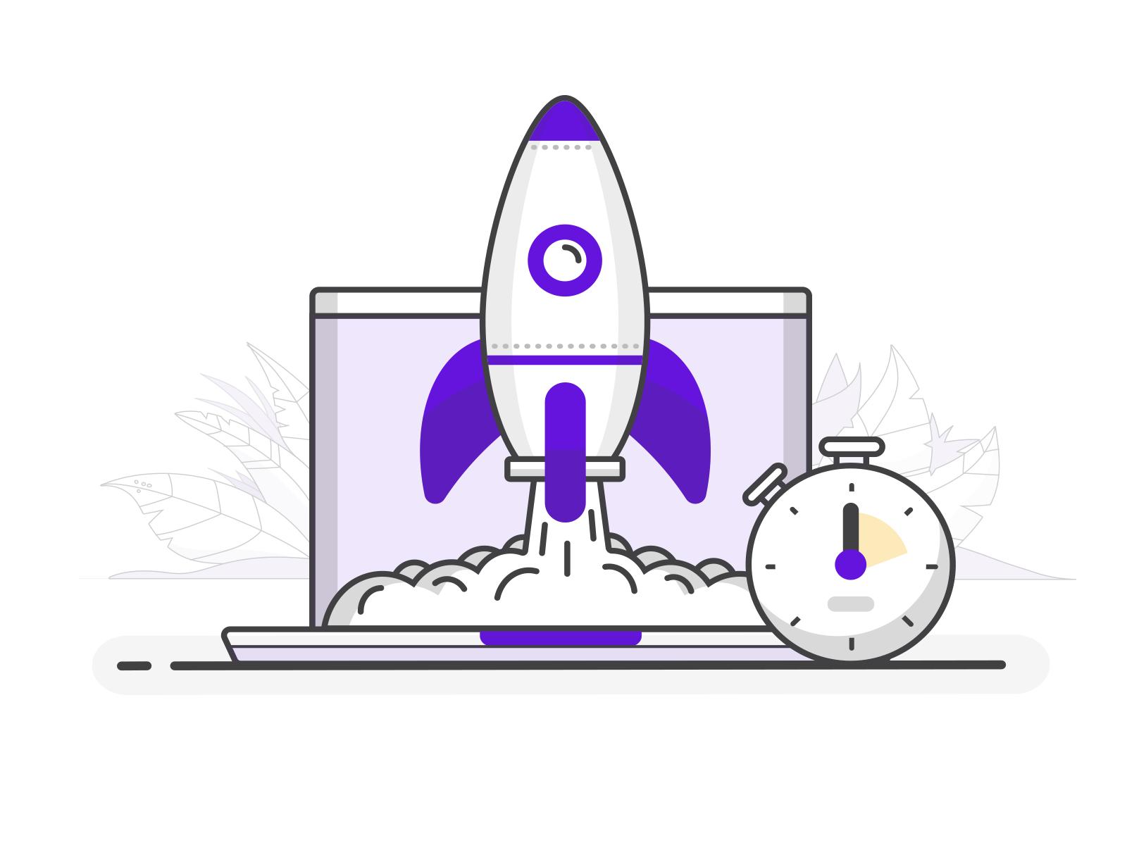 Fast Loading Time Website