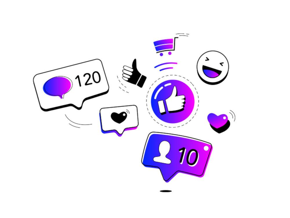 Increase Organic Social Media