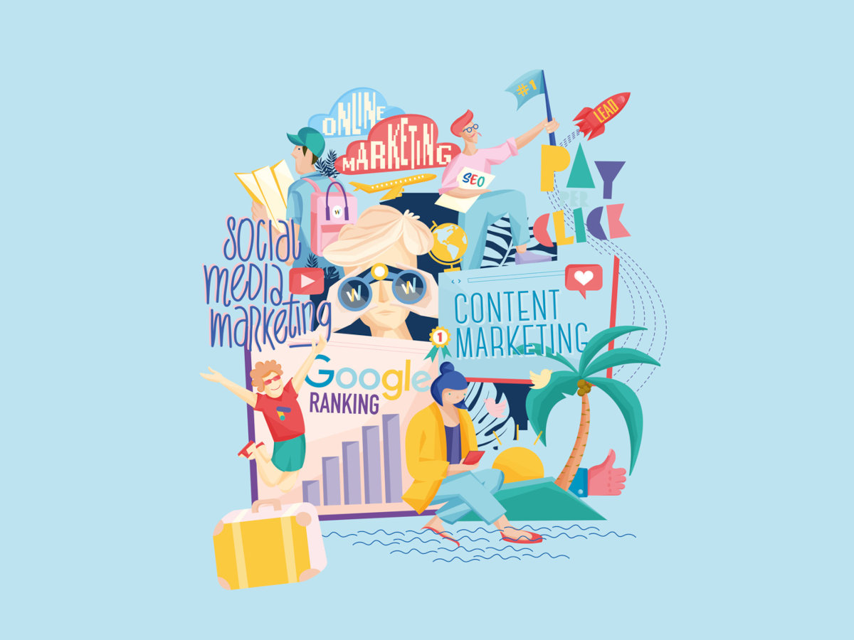 How OKR help digital marketing