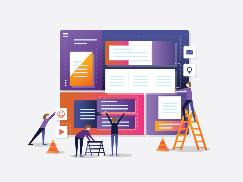why you should use cms to build website