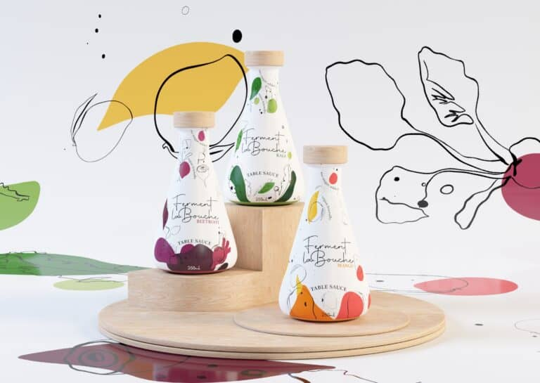 Idea Dolls packaging design