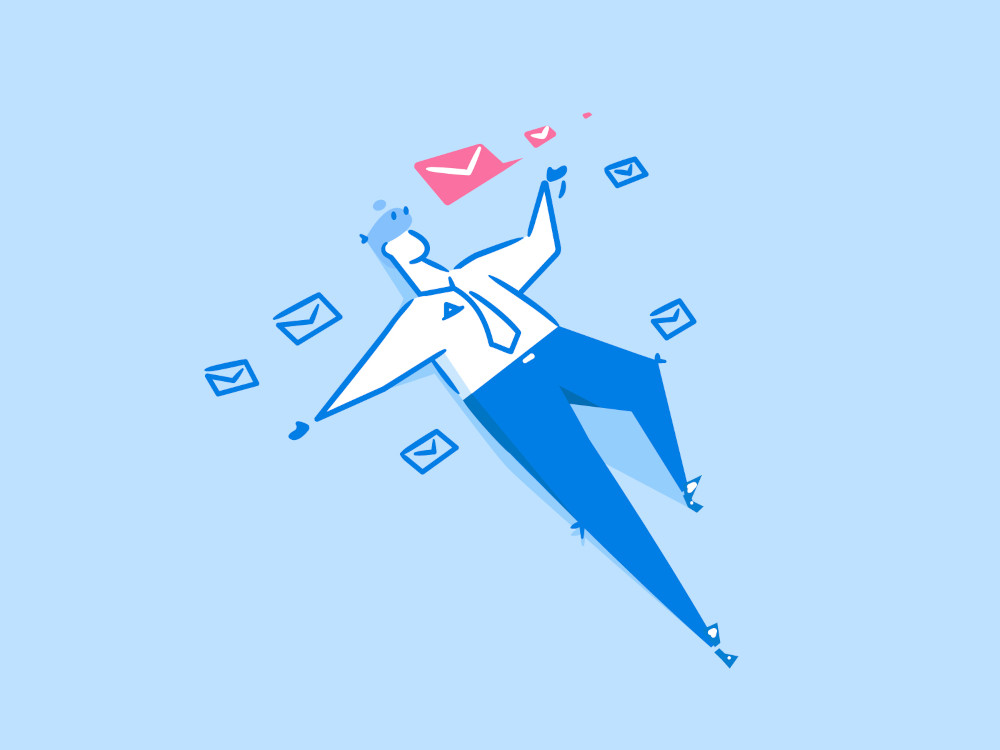 Manage email betters