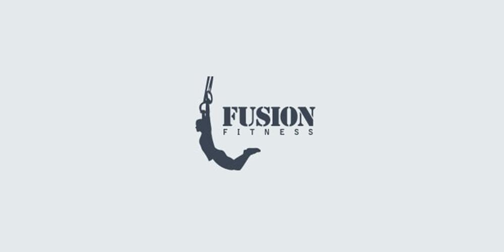 Fusion Fitness Logo Design