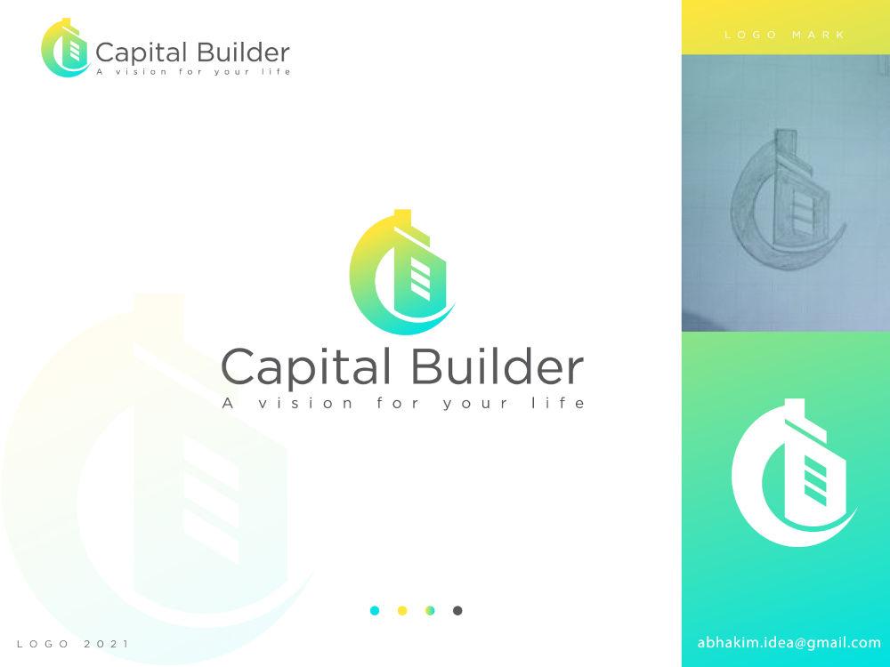 Construction company logo design and slogan