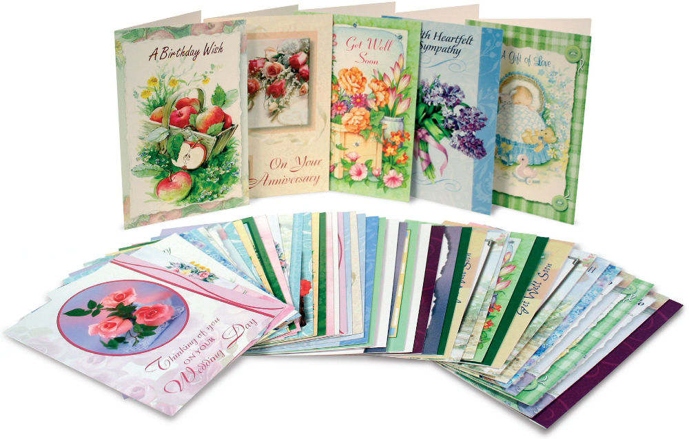 Greeting Cards History