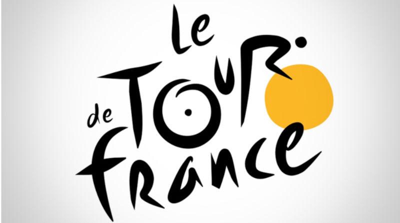 Tour de France Logo Hidden Message